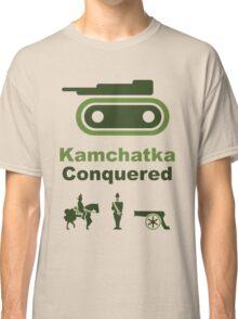 Risiko Kamchatka Green Classic T-Shirt