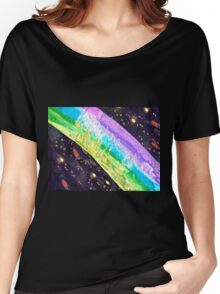 Life Within A Rainbow Women's Relaxed Fit T-Shirt