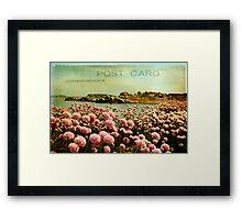 Holiday Memories Framed Print