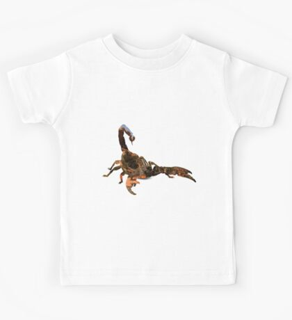 03. Desert Scorpion Double Exposure Kids Tee