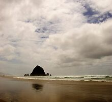 someone is slightly obsessed with Cannon Beach pictures....  by Jenny Ryan