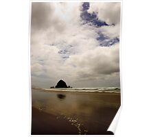 someone is slightly obsessed with Cannon Beach pictures....  Poster
