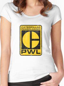 Caterpillar Powerloader Women's Fitted Scoop T-Shirt