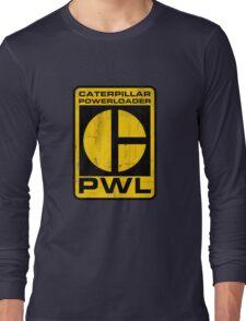 Caterpillar Powerloader Long Sleeve T-Shirt