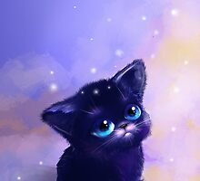 The kitten. by Tinly