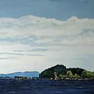 Red Rock Marina - view South West by loralea