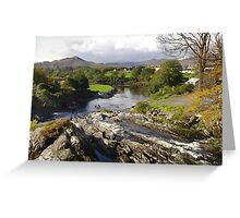 County Kerry Greeting Card