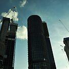 Tall Buildings of Steal  by LlandellaCauser