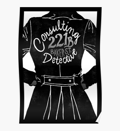 The Consulting Detective Poster