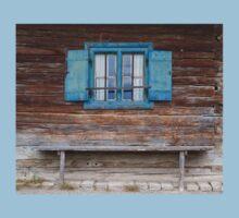 Window and Bench Kids Tee