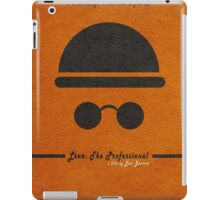 Leon The Professional iPad Case/Skin
