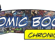 Comic Book Chronicles logo by cspn