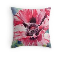 Pattys Plum Throw Pillow