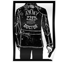 The Army Doctor Poster