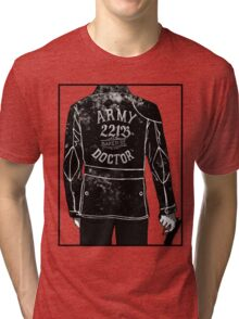 The Army Doctor Tri-blend T-Shirt