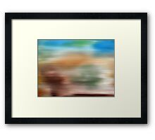 ABSTRACT 306 Framed Print