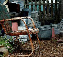 rust by Margaret  Shark