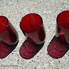 Ruby Glasses by Cathy O. Lewis