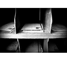 Deliverables Photographic Print