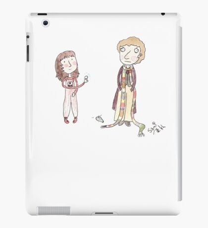 Doctor Who - The Hand Of Feels iPad Case/Skin