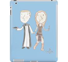 Do Not Be Afraid, Narvin, I Shall Protect You iPad Case/Skin