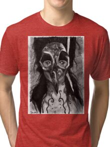 Weighted Freedom Tri-blend T-Shirt