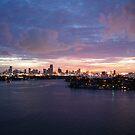 Miami Nights by cdfletcher