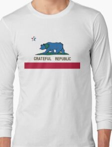 Grateful Republic Long Sleeve T-Shirt