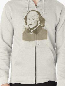 Vintage Portrait of William Shakespeares T-Shirt