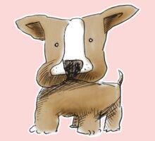 chubby doodledog by Matt Mawson