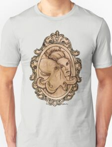 a lady needn't fear when you are near T-Shirt