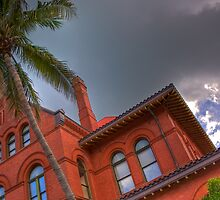 Key West Custom House by njordphoto