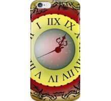 One Second iPhone Case/Skin