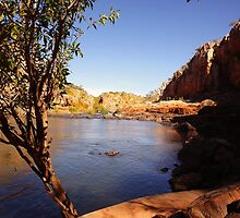 Delightful scene in Katherine Gorge by georgieboy98