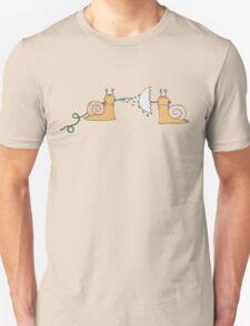 Snail water fight T-Shirt