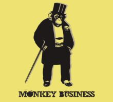 Monkey Business by LunizDinocrat