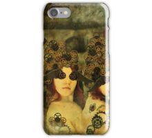 Companions in clockwork iPhone Case/Skin