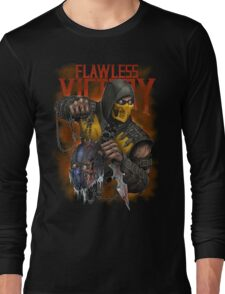 Scorpion: Flawless Victory Long Sleeve T-Shirt