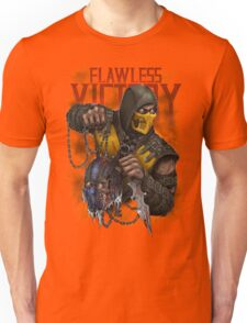 Scorpion: Flawless Victory Unisex T-Shirt