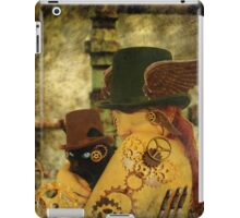Clockwork Cat iPad Case/Skin