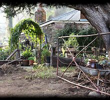 Settler's Cottage & Garden by LeeoPhotography