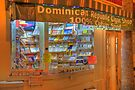 Dominican Cigar Shop by Bill Wetmore