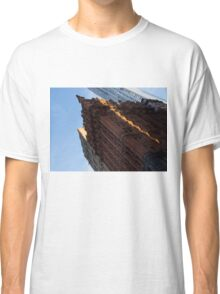 Manhattan - an Angled View of the Potter Building at Sunrise Classic T-Shirt