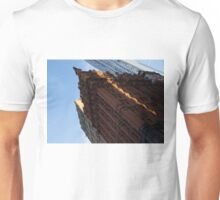 Manhattan - an Angled View of the Potter Building at Sunrise Unisex T-Shirt