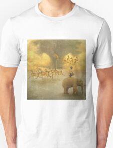 The world is Insane Unisex T-Shirt