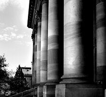 Pillars of Parliament by Marion  Cullen