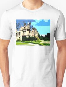 SUMMER AT BELFAST CASTLE Unisex T-Shirt
