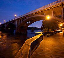 River Walk by Jay Gross