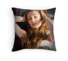 Olivia Throw Pillow