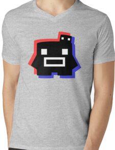 Super Meat Fcuk Mens V-Neck T-Shirt